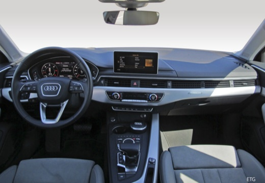 Audi A4 allroad quattro 3.0 TDI S tronic (2016-2016) Armaturenbrett