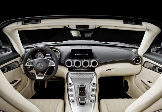 Mercedes-Benz AMG GT C Roadster AMG Speedshift 7G-DCT (2016-2016) Armaturenbrett