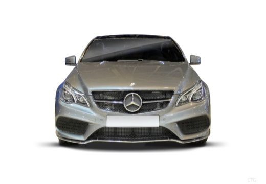 Mercedes-Benz E 200 Coupe 7G-TRONIC (2015-2015) Front