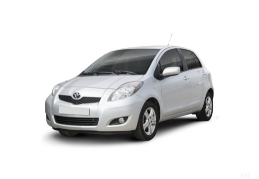 Toyota Yaris 1.33 VVT-i (2010-2010) Front + links