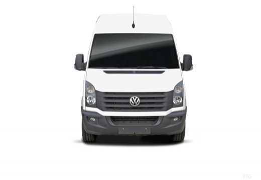 VW Crafter 30 TDI (2016-2016) Front