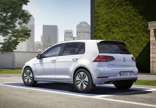 VW e-Golf (2017-2017) Heck + links