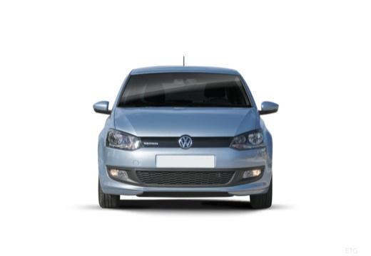 VW Polo 1.4 TSI ACT (2014-2017) Front