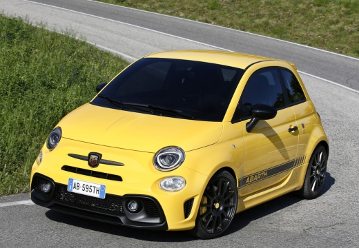 Fiat 595 (2016-2016) Front + links