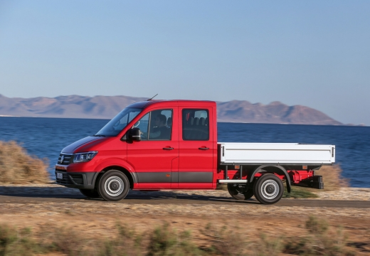 VW Crafter 35 TDI (2016-2016) Seite links