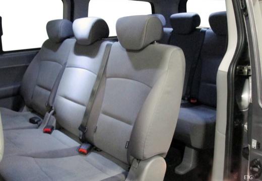 Hyundai H-1 Starex 2.5 CRDi (2008-2010) Innenraum