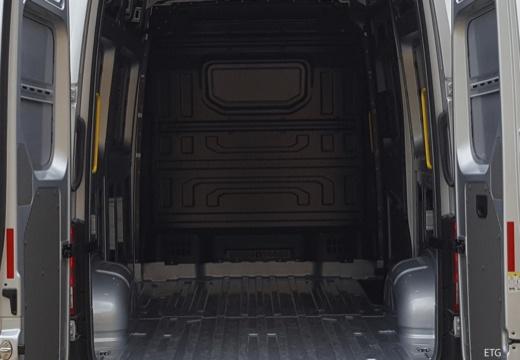 VW Crafter 30 TDI VA (seit 2017) Laderaum