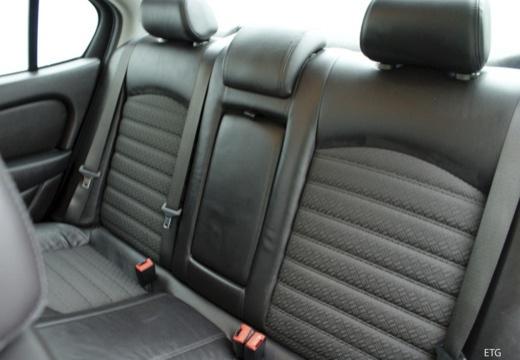 Jaguar X-Type Estate 2.2 Diesel (2008-2009) Innenraum