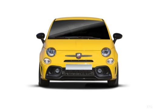 Fiat 595 (2016-2016) Front