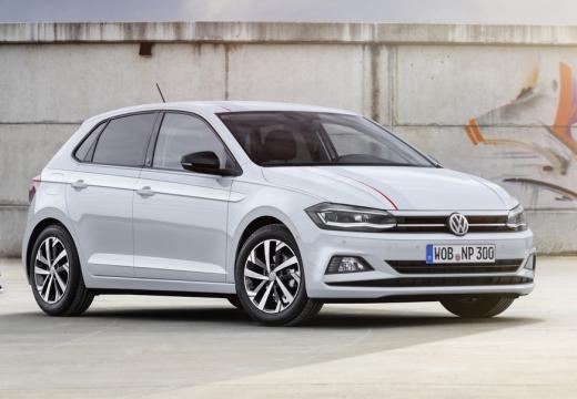 VW Polo 1.0 (seit 2017) Front + rechts