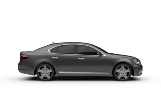 Lexus LS 460 (2010-2012) Seite rechts