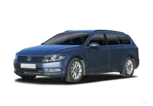 VW Passat Variant 1.4 TSI BlueMotion Technology DSG (2015-2016) Front + links