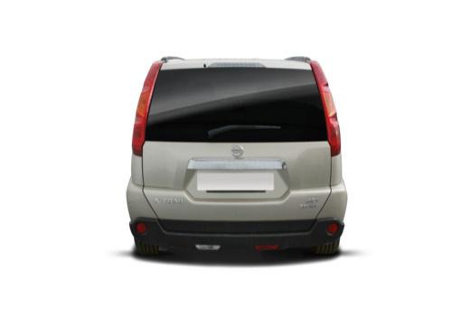Nissan X-Trail 2.0 dci 4x4 DPF (2007-2009) Heck