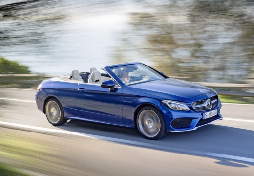 Mercedes-Benz AMG C 43 Cabrio 4Matic 9G-TRONIC (2016-2016) Front + rechts