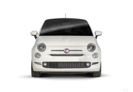 Fiat 500 1.3 16V Multijet Start&Stopp (seit 2016) Front