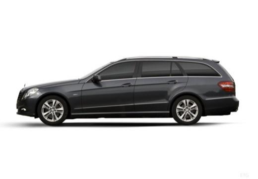 Mercedes-Benz E 300 T CDI DPF BlueEFFICIENCY 7G-TRONIC (2009-2010) Seite links