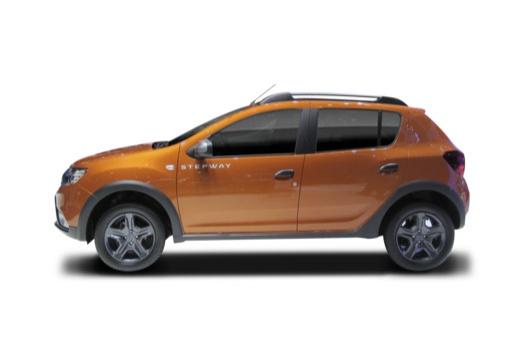 Dacia Sandero Stepway TCe 90 S&S (2017-2017) Seite links