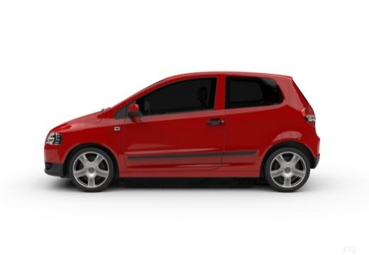 VW Fox 1.2 (2010-2011) Seite links