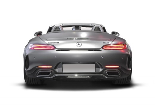 Mercedes-Benz AMG GT C Roadster AMG Speedshift 7G-DCT (2016-2016) Heck