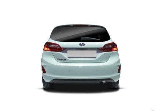 Ford Fiesta 1.5 TDCi (seit 2017) Heck