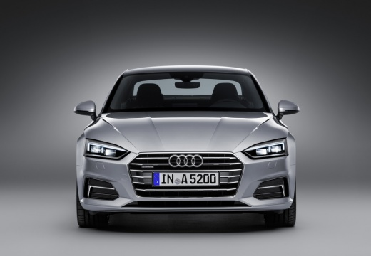 Audi A5 Coupe 2.0 TFSI S tronic (2016-2017) Front