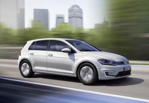 VW e-Golf (2017-2017) Front + rechts