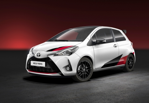 Toyota Yaris 1.0 VVT-i (seit 2011) Front + links