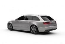 Audi A6 Avant 3.0 TDI S tronic (2017-2017) Heck + links