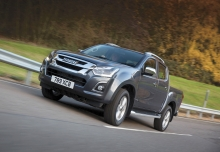 Isuzu D-Max 4x2 Single Cab (2017-2017) Front + links