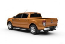 Ford Ranger Extra Autm. (2016-2016) Heck + links