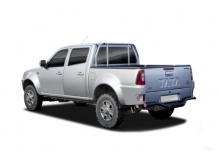Tata Xenon (2009-2012) Heck + links