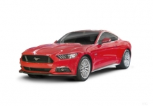 Ford Mustang 2.3 Eco Boost (2015-2015) Front + links