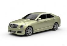 Cadillac ATS 2.0T RWD AT8 (seit 2015) Front + links