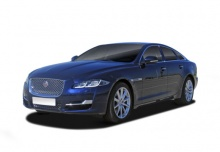 Jaguar XJ 3.0 V6 Kompressor AWD (seit 2015) Front + links