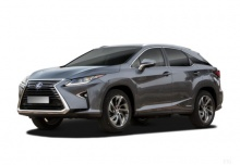 Lexus RX 200t (seit 2016) Front + links