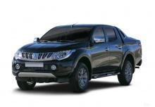 Mitsubishi L200 Pick Up 4x4 S&S (2015-2015) seitlich vorne