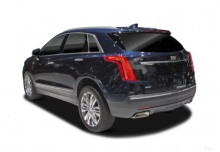 Cadillac XT5 3.6 V6 AWD (seit 2016) Heck + links