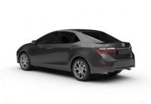 Toyota Corolla 1.6 Valvematic (seit 2016) Heck + links