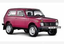 Lada Urban 4x4 (seit 2016) Front + rechts