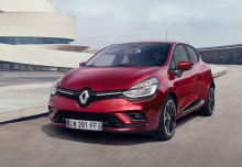Renault Clio Energy TCe 90 Start & Stop 99g (seit 2012) Front + links