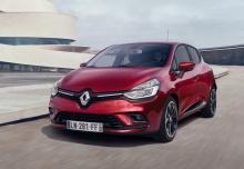 Renault Clio Kleinwagen