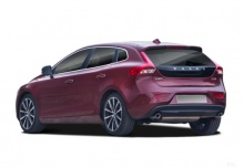 Volvo V40 T2 (seit 2016) Heck + links