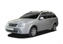 Chevrolet Nubira 2.0 Kombi D (2007-2010) Front + links