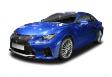 Lexus RC 200t (seit 2016) Front + links