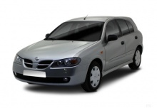 Nissan Almera 1.5 dCi (2003-2005) Front + links