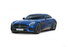 Mercedes-Benz AMG GT C Coupe AMG Speedshift 7G-DCT (2017-2017) Front + links