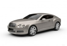Bentley Brooklands (2007-2011) Front + links