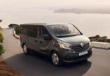 Renault Trafic ENERGY dCi 125 Combi (seit 2017) Front + rechts