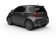 Aston Martin Cygnet (2012-2012) Heck + links