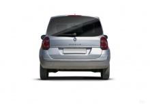 Renault Grand Modus 1.2 16V (2011-2011) Heck